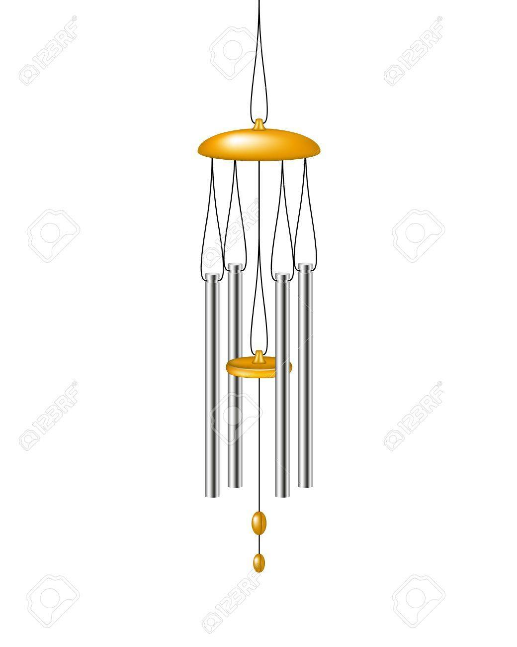 Wind chime clipart 5 » Clipart Portal.