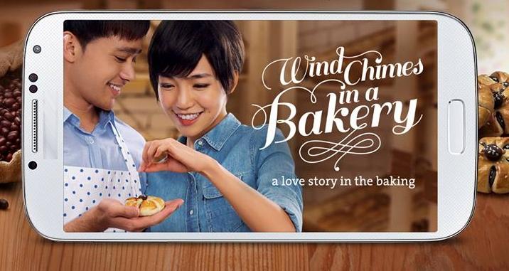 Wind Chimes in a Bakery: k.