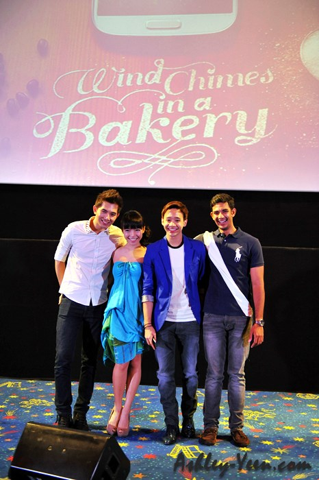Wind Chimes in a Bakery Finale at GSC Pavilion KL.