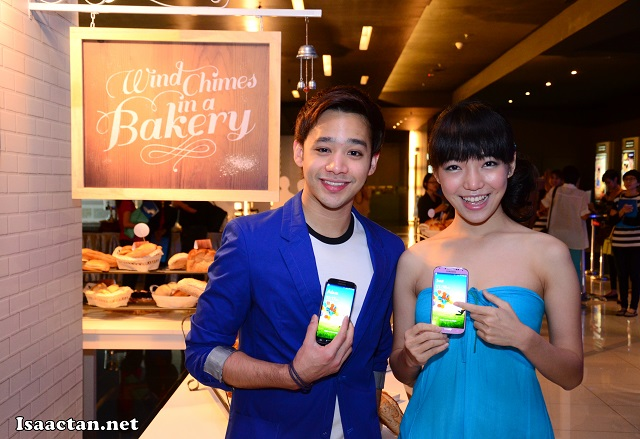 Samsung Wind Chimes In A Bakery Finale Screening GSC Pavilion.