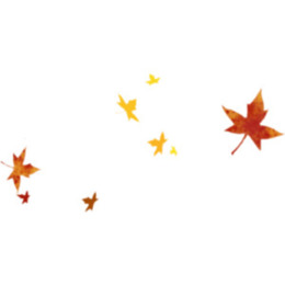 Windy Leaves Cliparts PNG and Windy Leaves Cliparts.