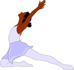leap clipart ballet dance silhouette clip.