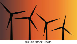Wind farm Clipart and Stock Illustrations. 3,652 Wind farm vector.