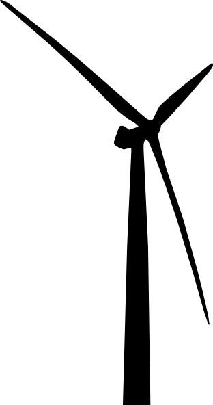 Wind Turbine Clip Art at Clker.com.
