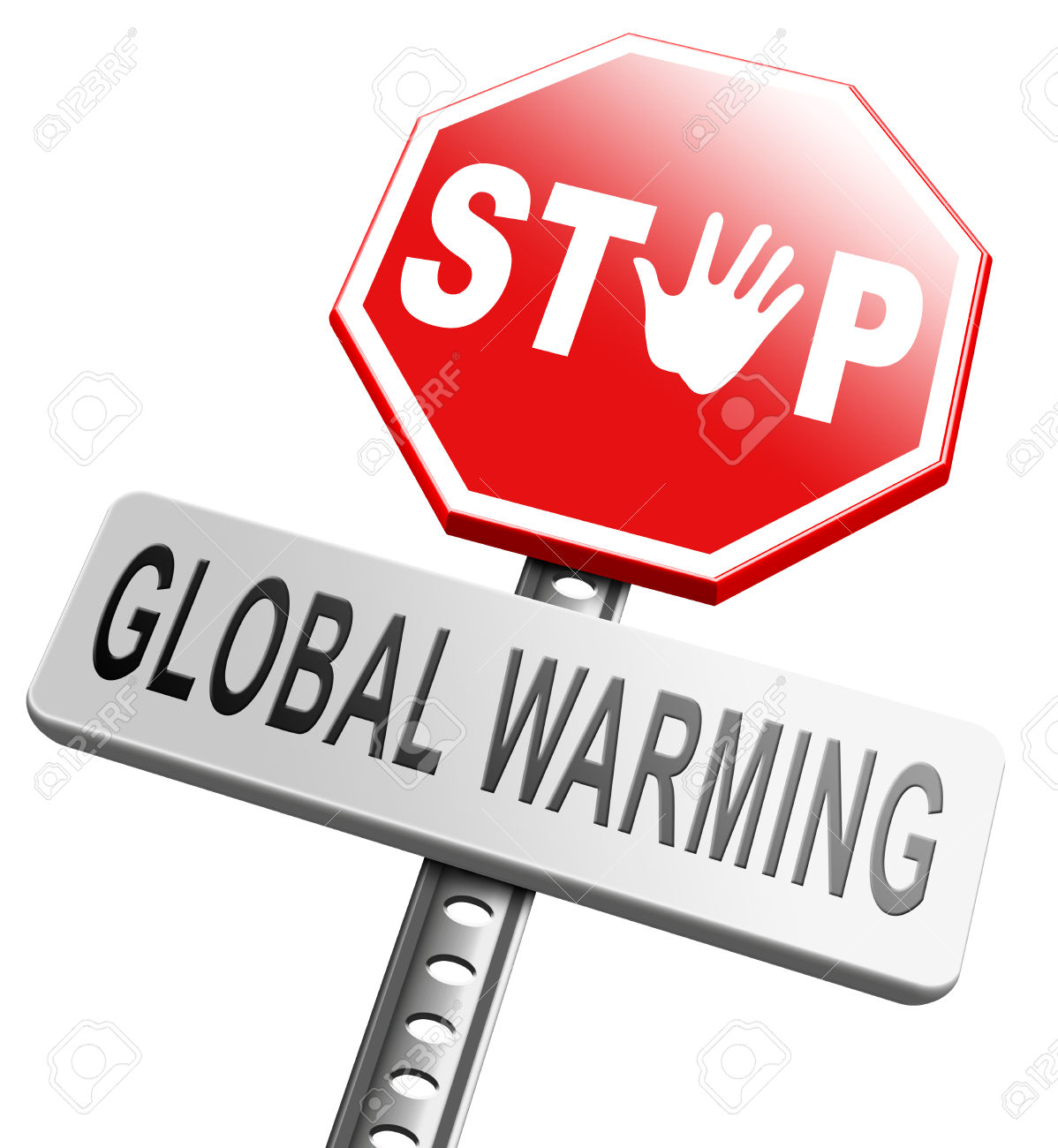 Stop Global Warming And Climate Change Carbon Neutral Go Green.