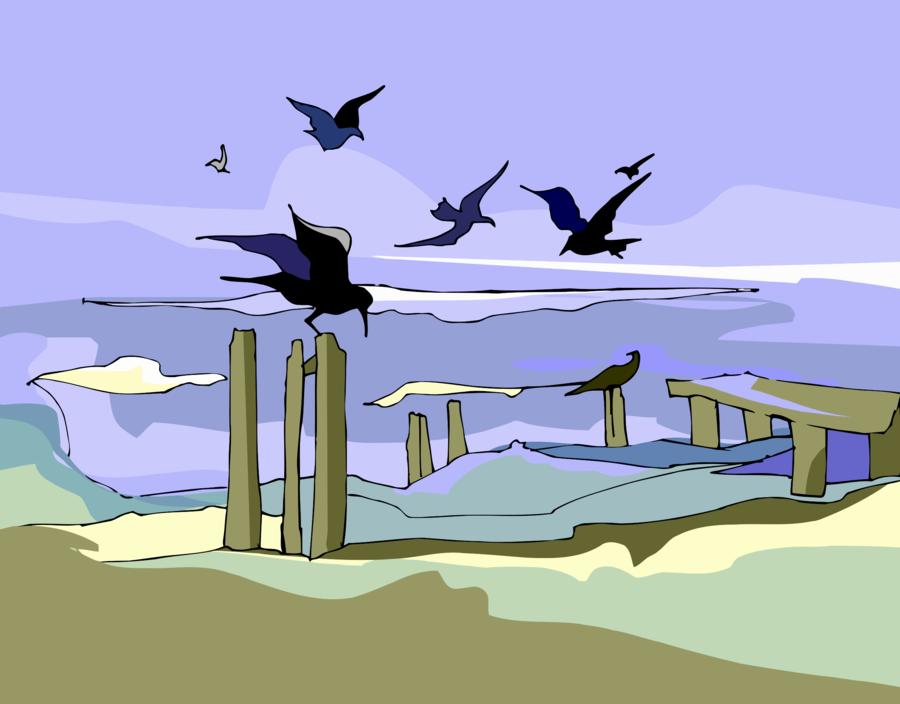 Wind Cartoon clipart.