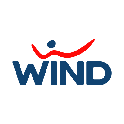 Wind Telecom logo vector in .ai and .png format.