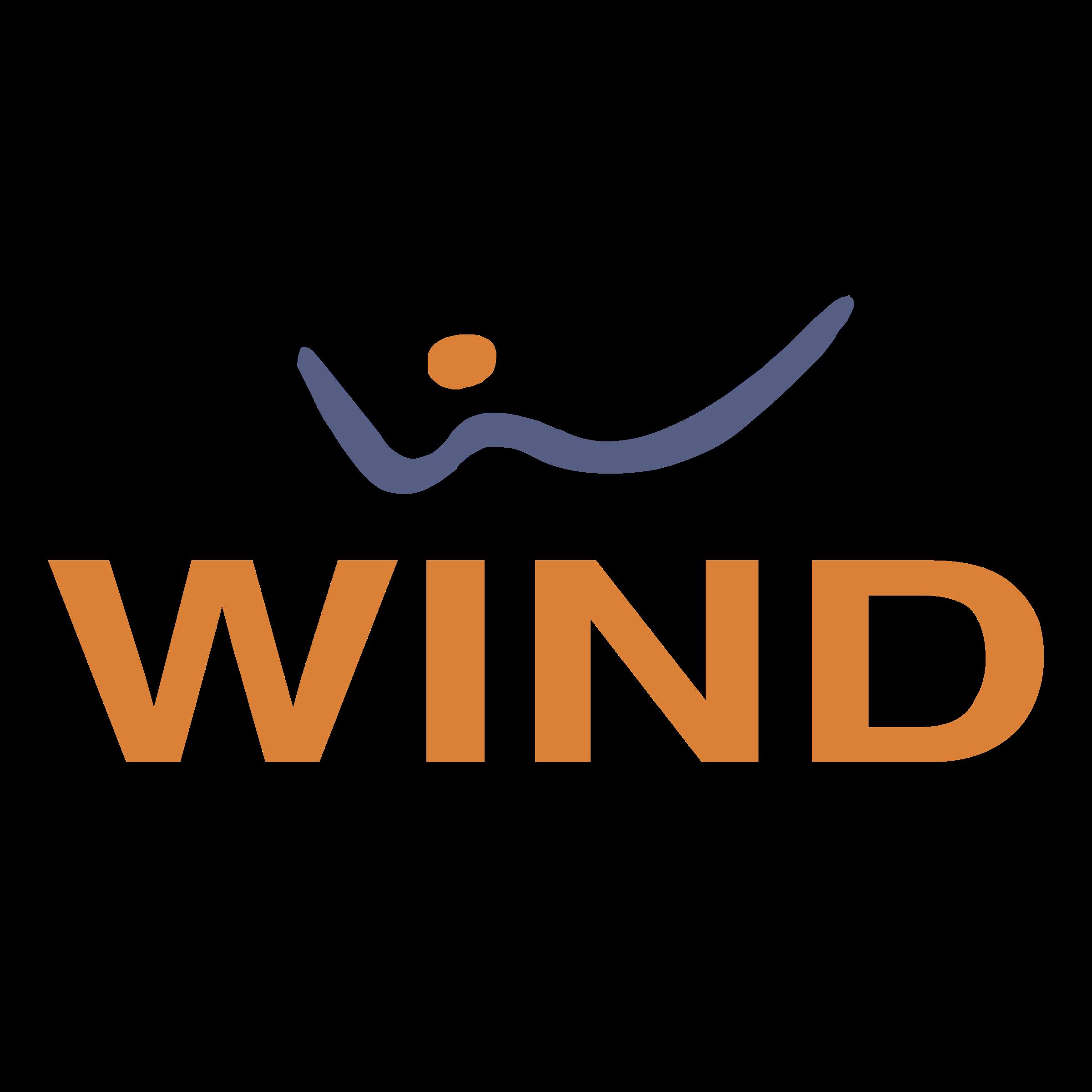 Wind Logo PNG Transparent & SVG Vector.
