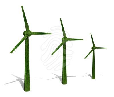 Windmills clipart #11