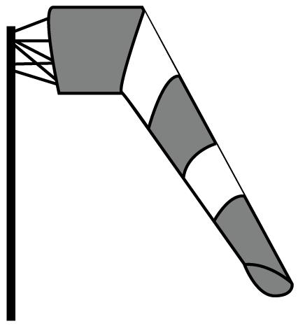 Wind Sock Clipart