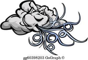 Wind Storm Clip Art.