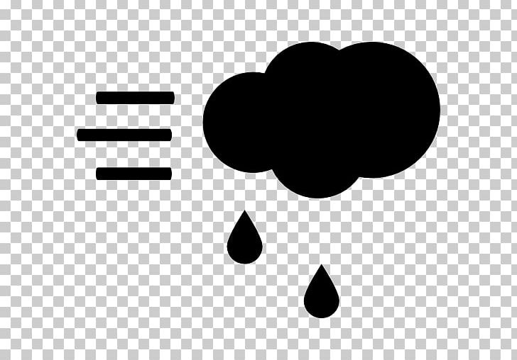 Computer Icons Rain Wind Storm PNG, Clipart, Black, Black.