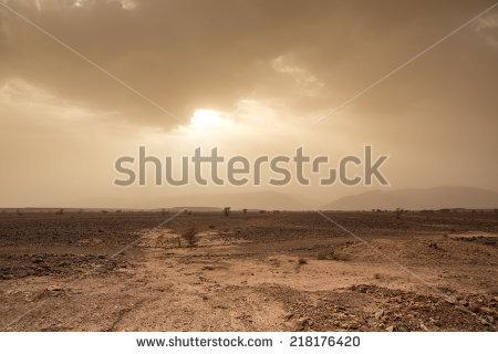 Desert Stock Images, Royalty.