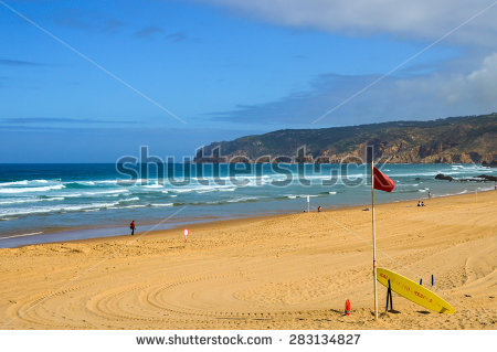 Beach Lifeguard Stock Photos, Royalty.