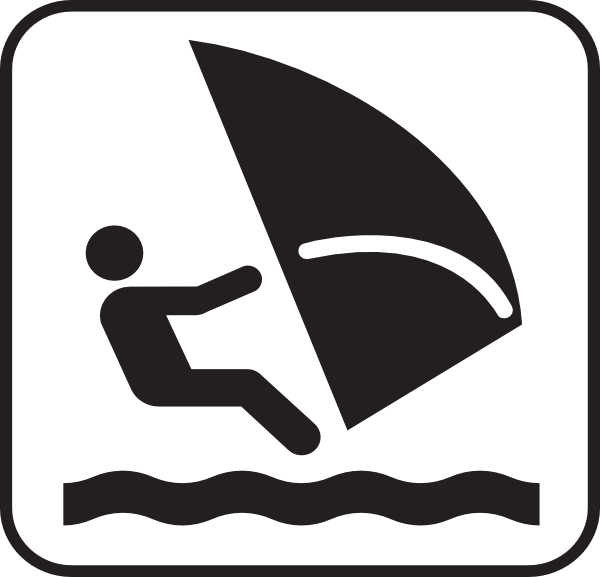 Windsurf Clip Art at Clker.com.