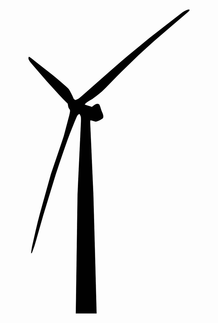 Wind Turbine Clip Art Free PNG Images & Clipart Download #2278588.
