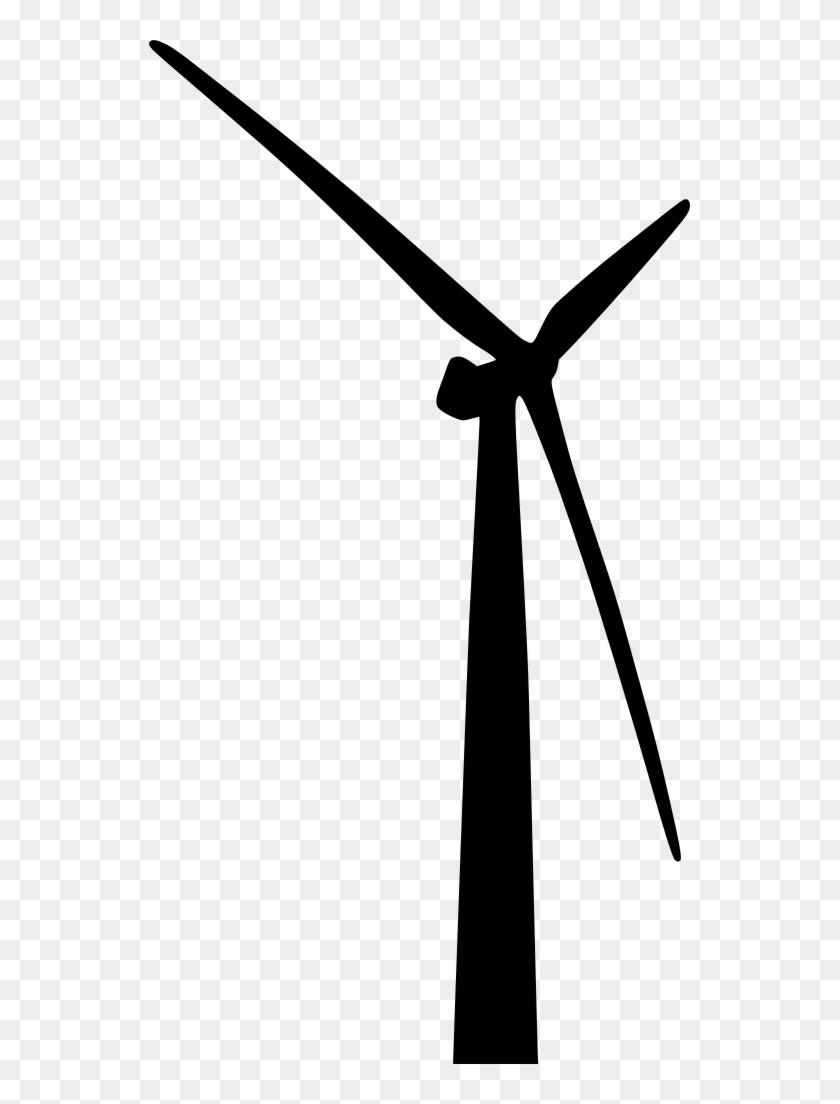 Wind Turbine Clip Art , Png Download.