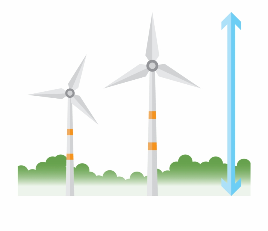 Wind Turbine Free PNG Images & Clipart Download #219700.