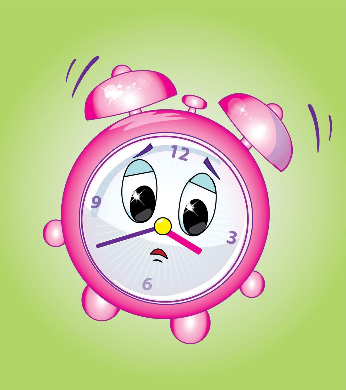 How to Set a Windup Alarm Clock.