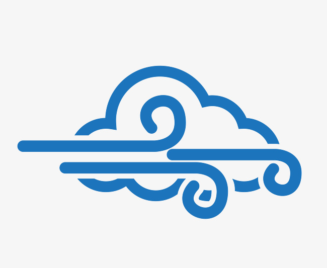 Vector Wind Clouds Cloud Png Picture, Wi #74597.