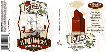 Kansas Territory Brewing.