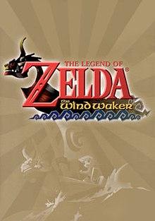 The Legend of Zelda: The Wind Waker.