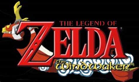 Zelda wind waker Logos.