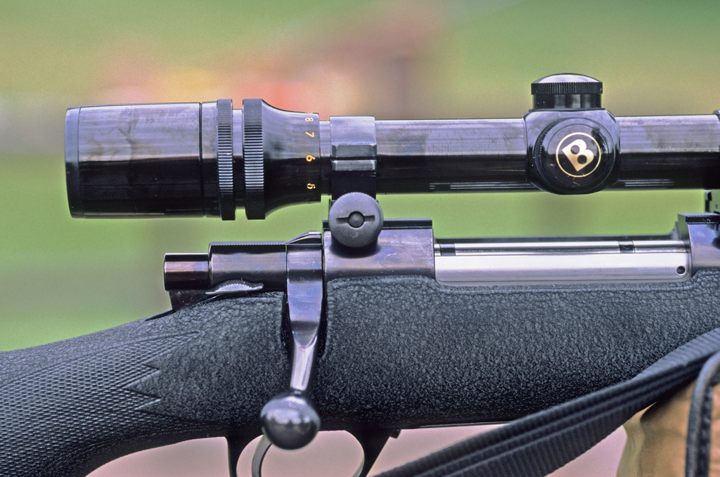 Scopes 101 Part 3: Windage, Elevation and Parallax Adjustment.