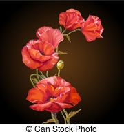 Windflower Clipart and Stock Illustrations. 66 Windflower vector.