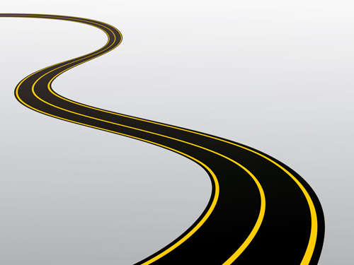 Winding Road Clipart Winding road clipart -...