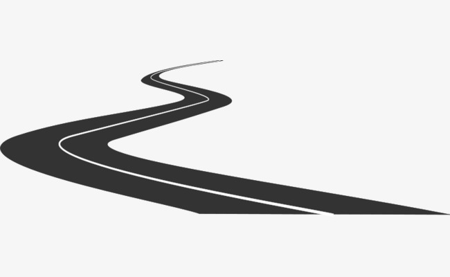 Winding Road Clipart Png.
