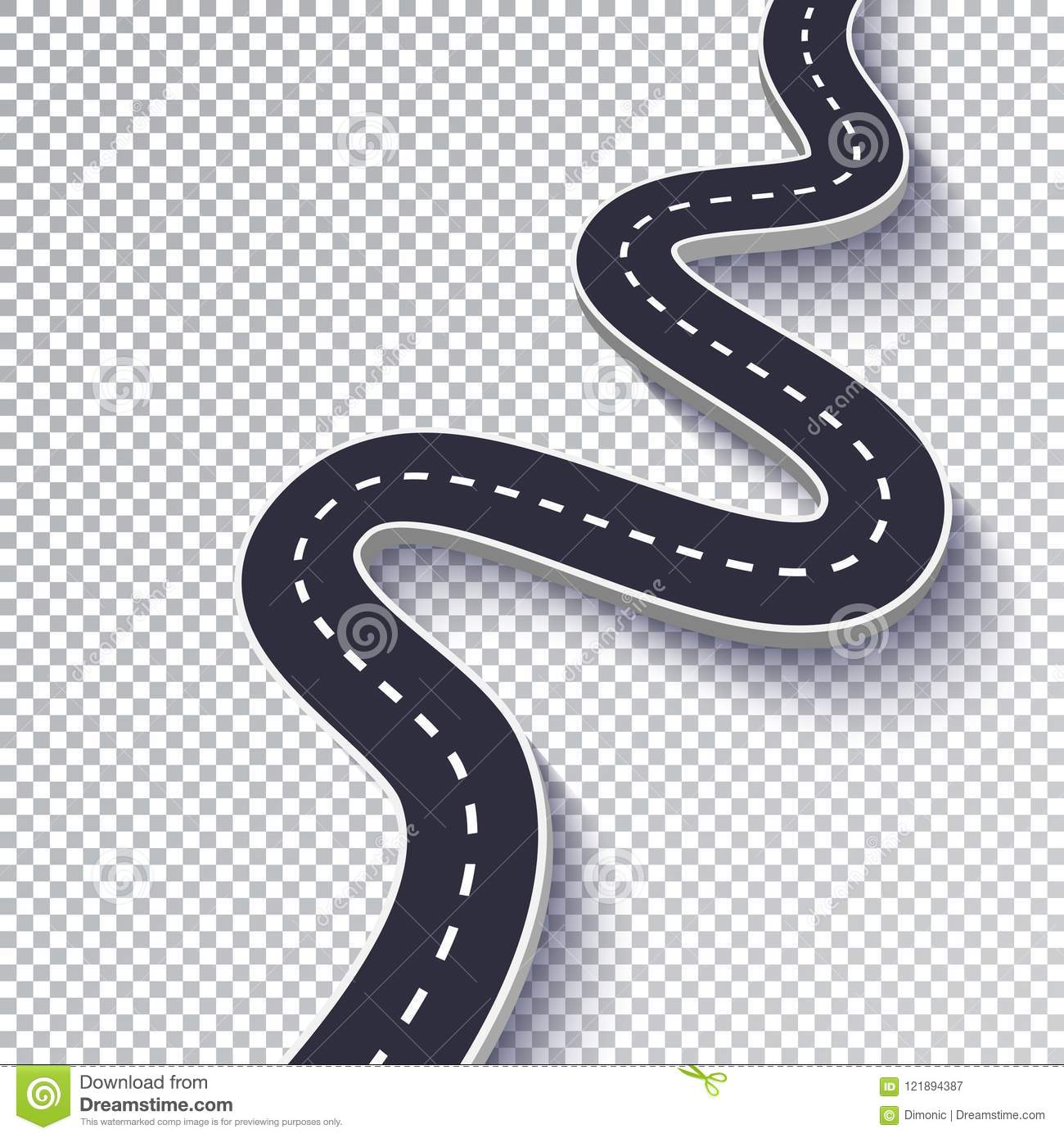 Winding Roads Clipart (99+ images in Collection) Page 3.