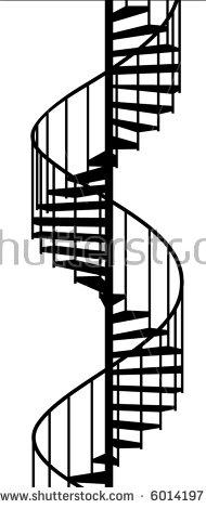 Spiral Staircase Stock Photos, Royalty.