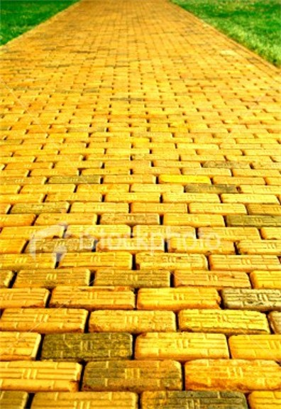 the yelow brick road The yellow brick road is a fictional element in the 1900 children's novel the wonderful wizard of oz by american author l frank baum the road also appears in the.
