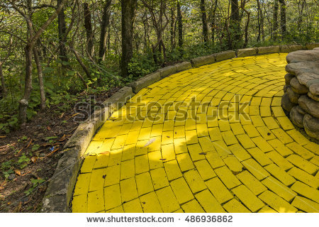 winding yellow brick road clipart 20 free Cliparts ...