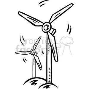 Windmill clipart black and white 5 » Clipart Portal.