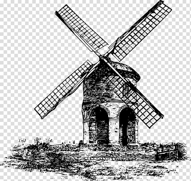 Golden Gate Park windmills Watermill , others transparent.