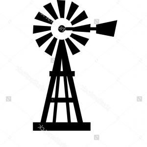 Collection of Windmill clipart.