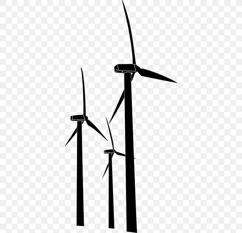 Wind Farm Wind Turbine Windmill Clip Art, PNG, 380x792px.