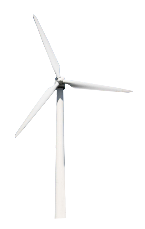 Windmill PNG Transparent Image.