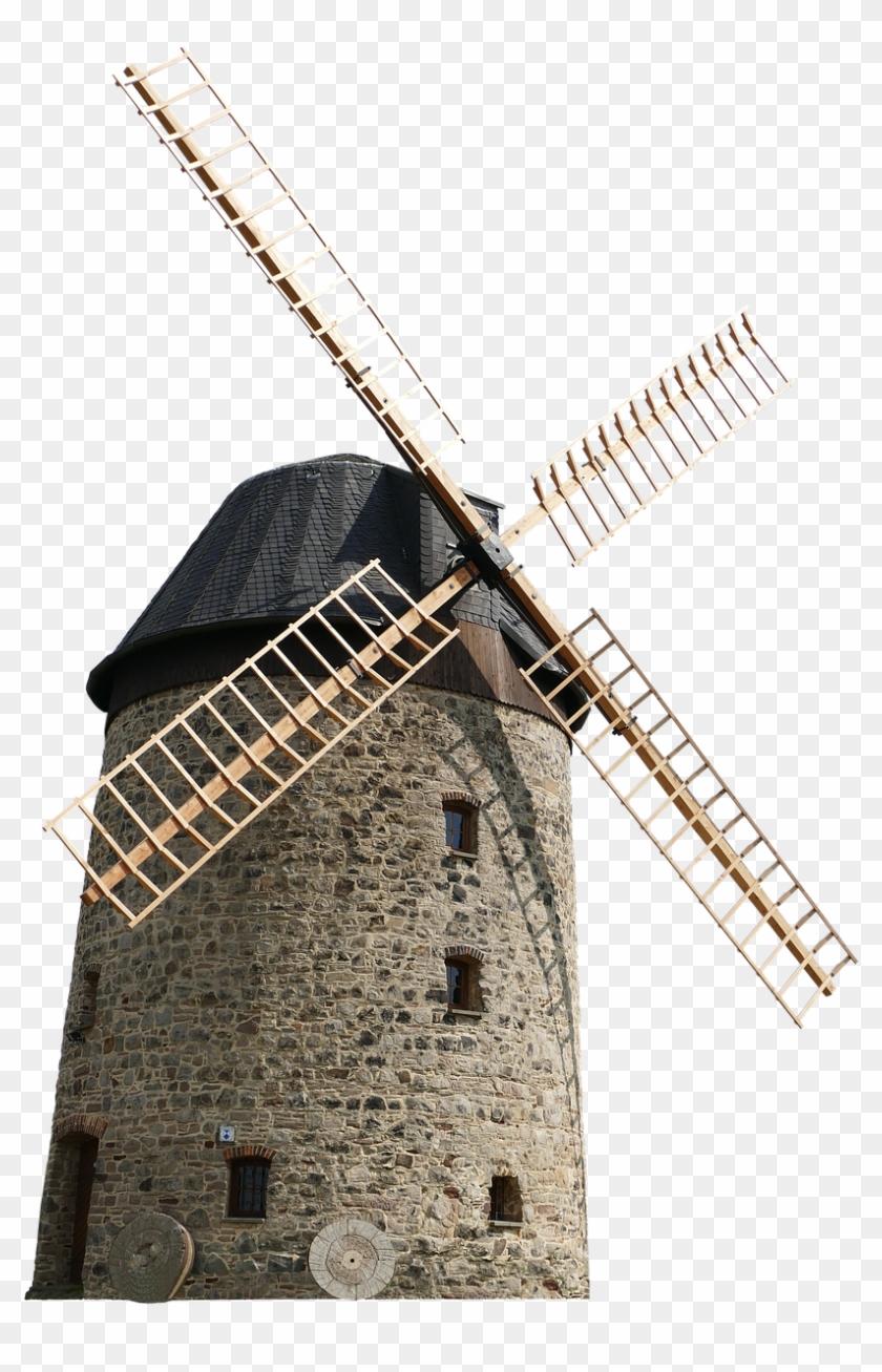 Netherlands, Windmill, Mill, Wing, Wind, Wind Power.