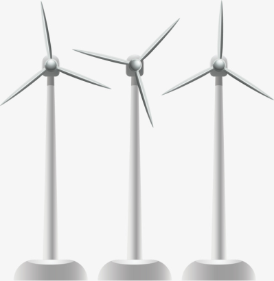Windmill PNG.