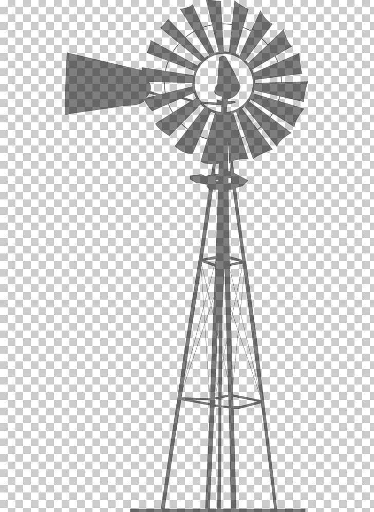 Wind Farm Windmill Silhouette Wind Turbine PNG, Clipart, Angle.
