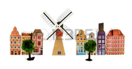 Windmill Village Stock Photos Images, Royalty Free Windmill.