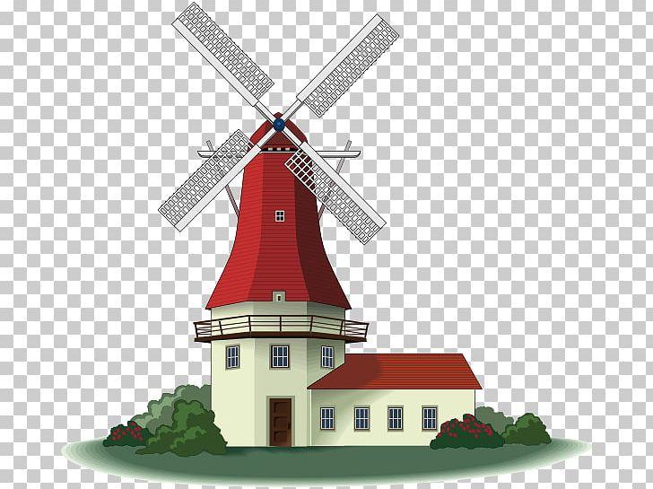 Windmill Windpump PNG, Clipart, Building, Cereal, Clip Art.