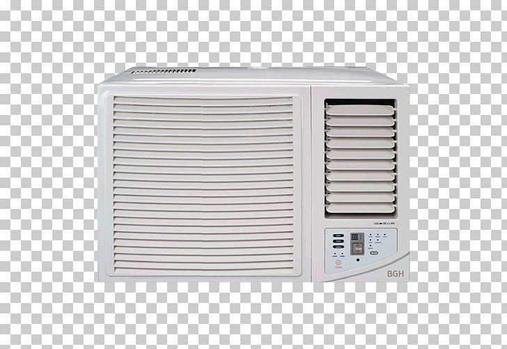 Window Air conditioning BGH Evaporative cooler, window PNG.