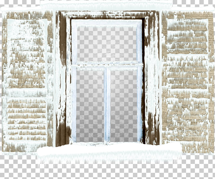 Window Centerblog, Snow door PNG clipart.