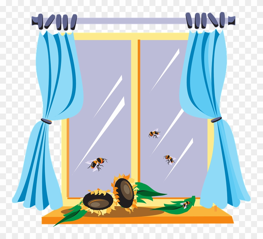 Cartoon Window Clipart (#2501642).
