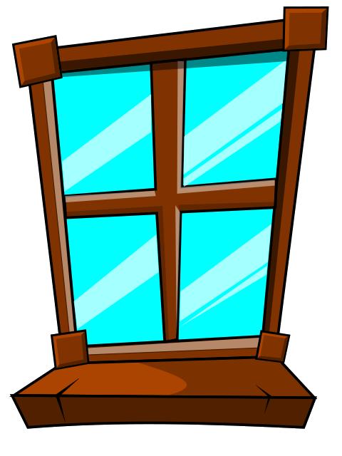 cartoon texture windows.