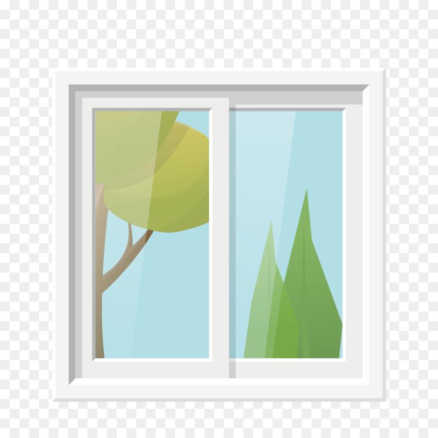 Green Background Frame png download.
